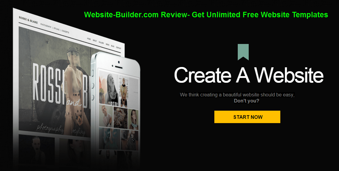 Website review get unlimited free website for Builders unlimited