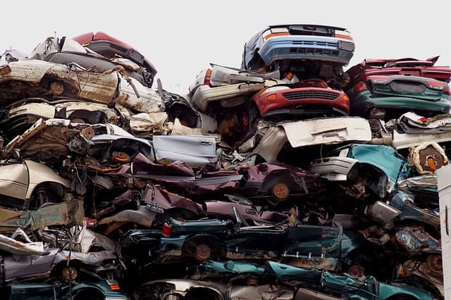 What Happens to Your Junk Car When It's Recycled