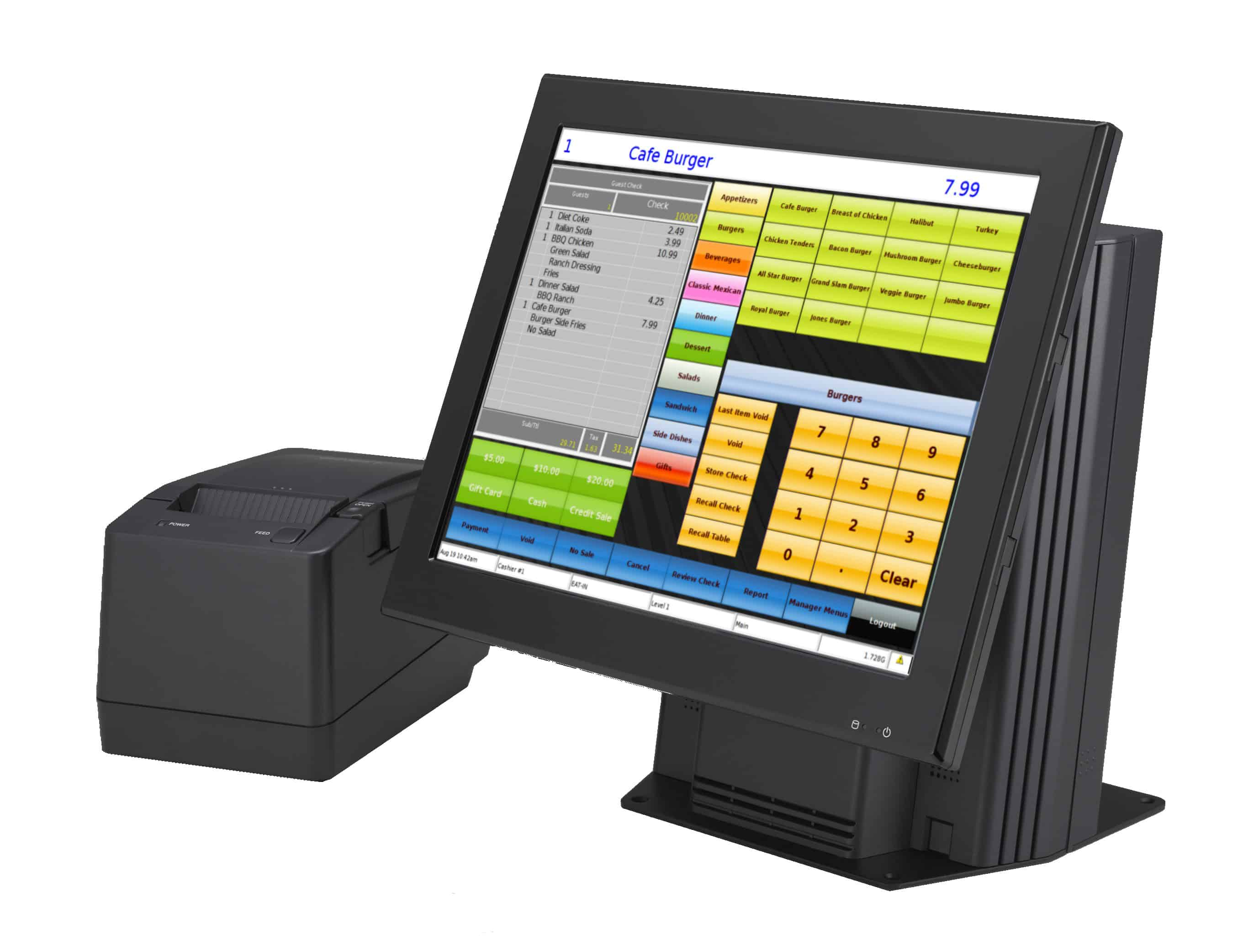 Key Features of 3 Top Clover POS Systems